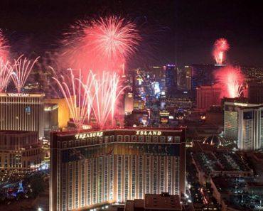 Las Vegas Heightened Security