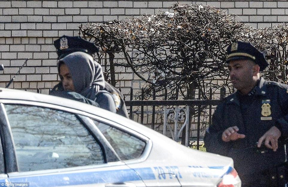 NYC terrorist attack