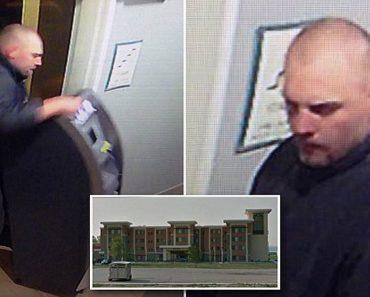 stolen ATM machine