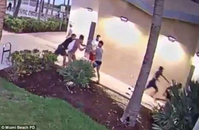 Miami Beach pride beating