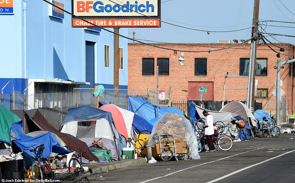 california homelessness crisis