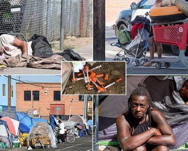 california homelessness crisis