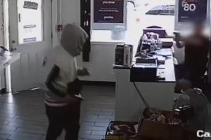 employee shoots would-be robber