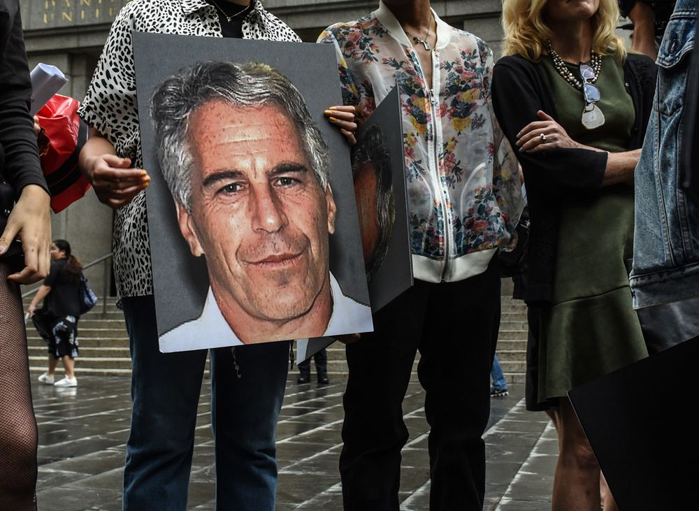 jeffrey epstein sex trafficker