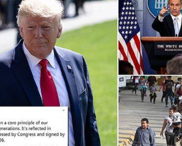 trump immigration crackdown