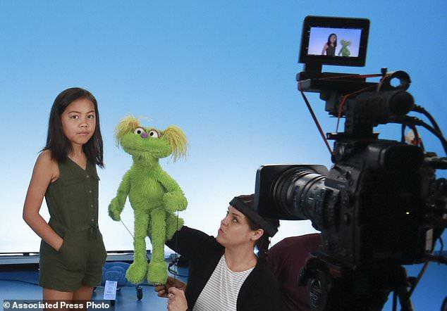 sesame street new muppet